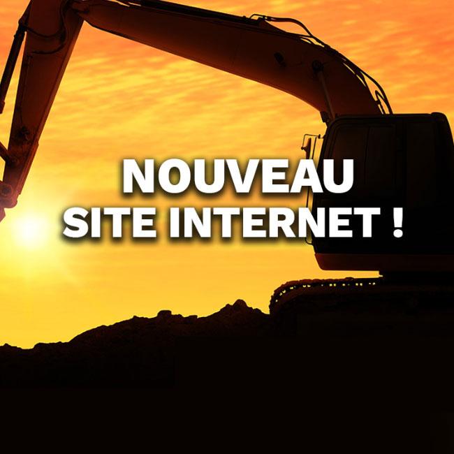 Nouveau site internet Tipmat en ligne