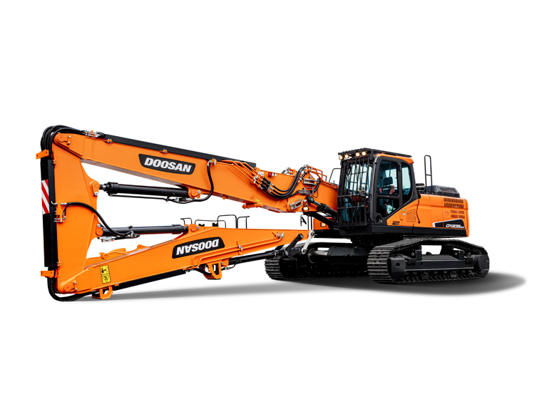 DX235DM-5 Doosan
