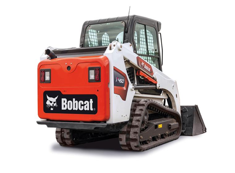 Chargeur sur chenilles Bobcat T450