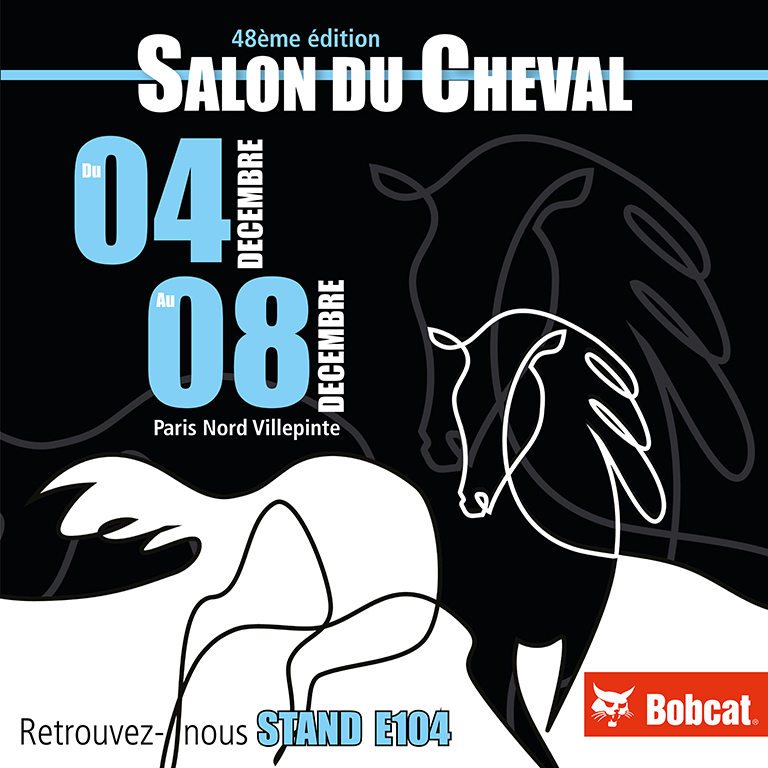 La 48ème édition du Salon du Cheval avec Tipmat