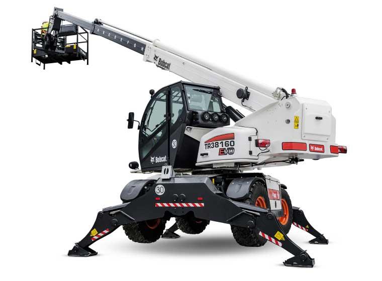 Télescopique de construction Bobcat TR38160EVO