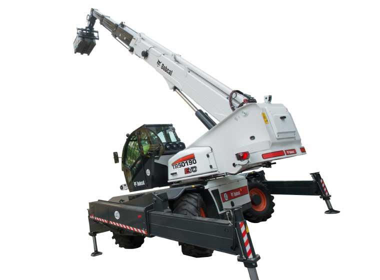 Télescopique de construction Bobcat TR50190EVO