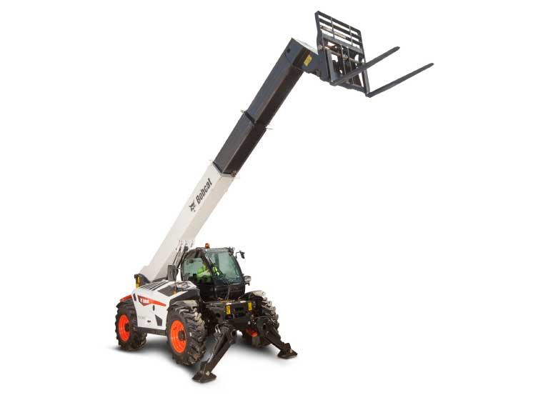 Télescopique de construction Bobcat T41.140SLP