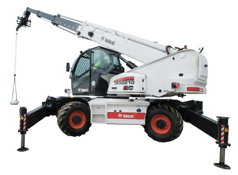 Télescopique de construction Bobcat TR50210EVO