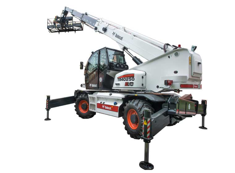 Télescopique de construction Bobcat TR40250EVO