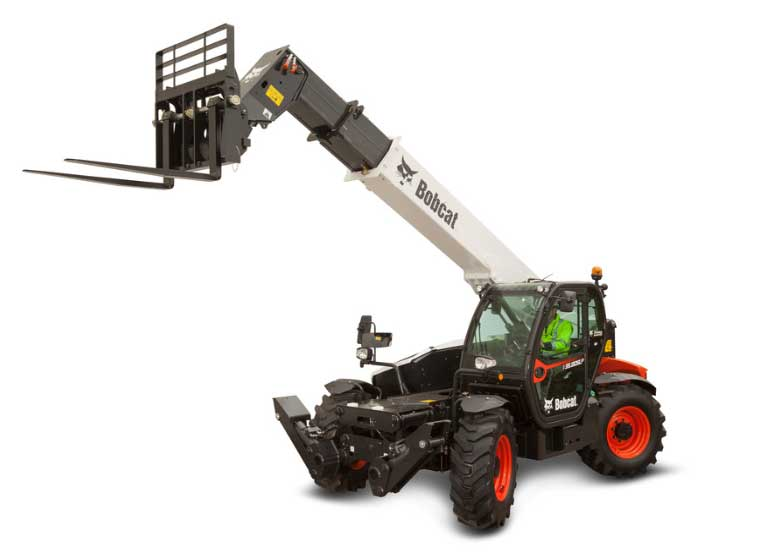 Télescopique de construction Bobcat T35.130SLP