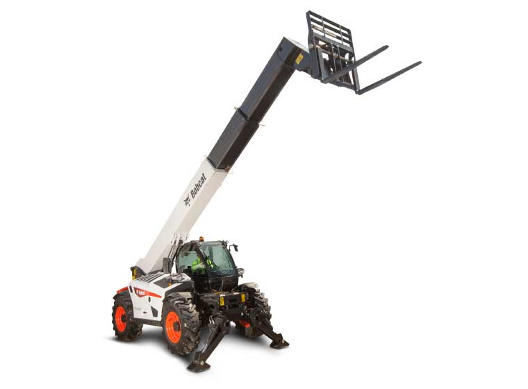 Télescopique de construction Bobcat T41.140SLP