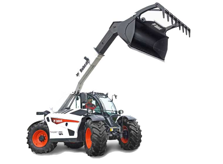 Télescopique de construction Bobcat TL38.70HF