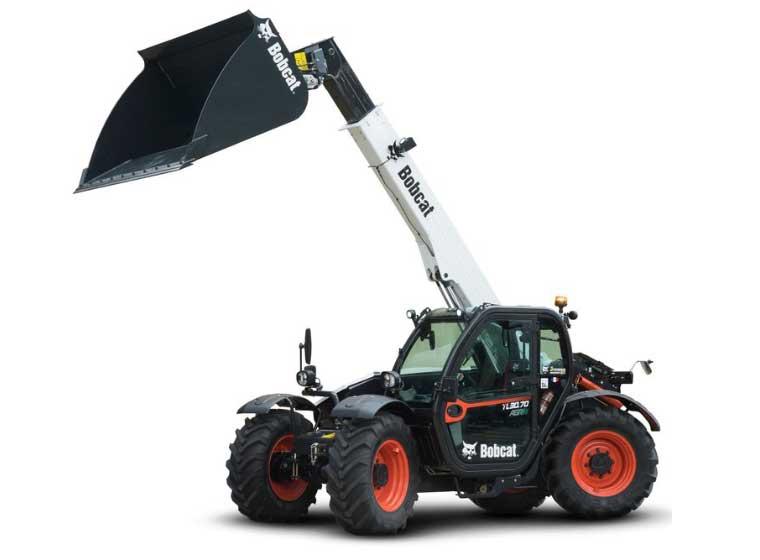 Télescopique agricole Bobcat TL30.70