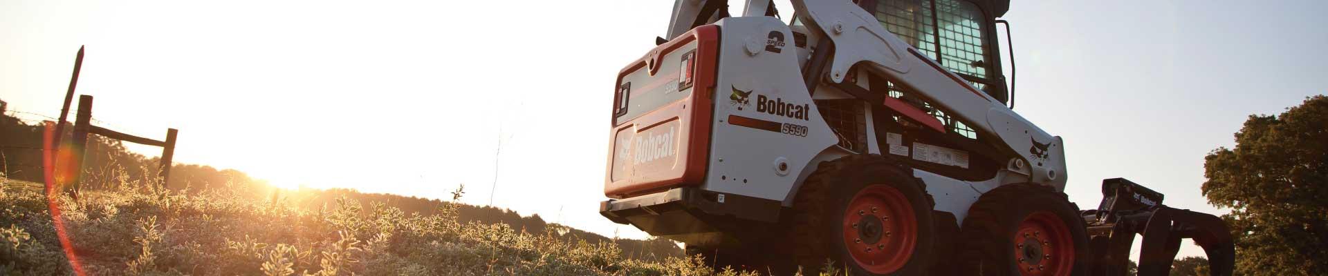 Chargeur sur pneus Bobcat S590