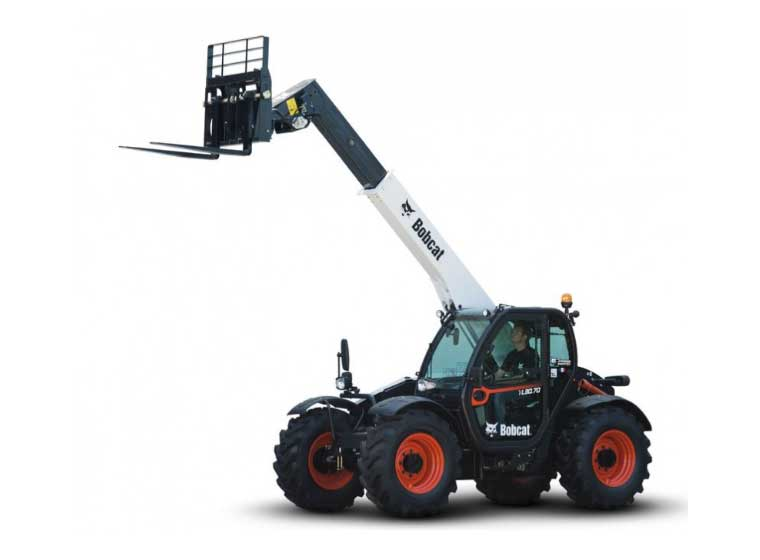 Télescopique de construction Bobcat