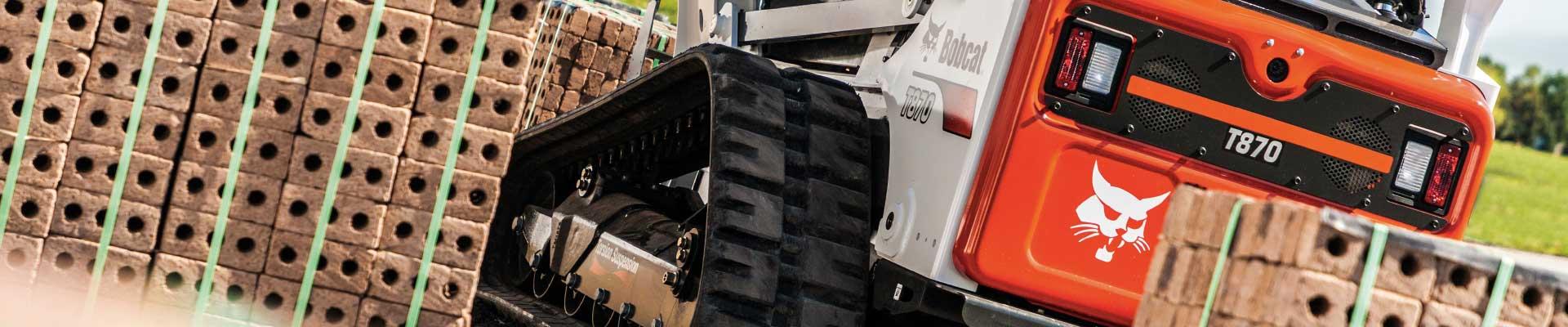 Chargeur sur chenilles Bobcat T590