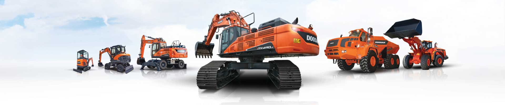 Machines TP Doosan